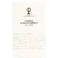 Chorizo Ibérico Puro de Bellota Loncheado 100