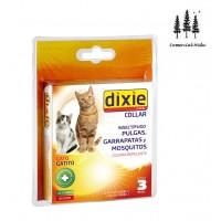 Collar Repelente Anti Pulgas, Garrapatas y Mosquitos para Gatos y Gatitos