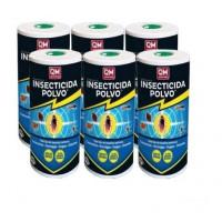 Insecticida Extincida Polvo 500 G Polivalente contra Cucarachas, Chinches, Pulgas E Insectos Rastreros Pack 6 X 500 Gr