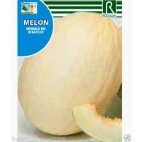 Melón Blanco Do Ribatejo. 10 Gr / 250 Semilla