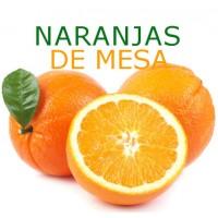Naranjas Valencianas de Mesa 10Kg.