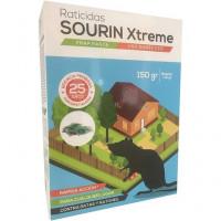 Raticida Sourin Xtreme Frap, Cebo en Pasta para Control de Roedores. Estuche 150 Gr