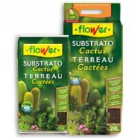 Substrato para Cactus de Flower