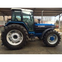 Tractor FORD 8340 SLE
