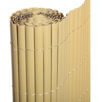 Cañizo PVC Bambú Media Caña 1x3 M