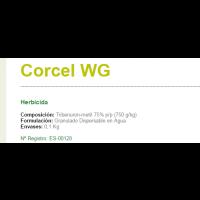 Corcel WG Herbicida de Sipcam