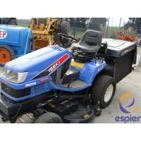 Ocasión - Tractor Iseki SXG 19 Cortacésped