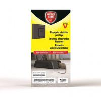 Trampa Electrónica contra Ratones Protect Home. Calidad Victor. Alto Voltaje