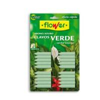 Abono Clavos Verde (20Ud)
