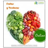 Curso Manipulador Alimentos Online. Sector Frutas y Verduras. Oficial. Ahora 15€.