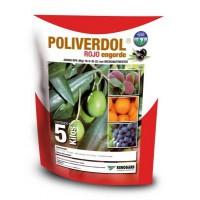 Poliverdol® ROJO Engorde Abono NPK (Mg) 10-5-35 (2) con Extracto de Algas (2,5) y Micronutrientes de Kenogard