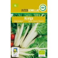 Semillas Ecologicas Acelga Verde Penca Blanca 6 Gr