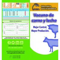 Software para Vacuno de Carne y Leche