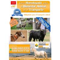 Curso Bienestar Animal en el Transporte Online
