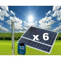 KIT Solar 1,5 HP