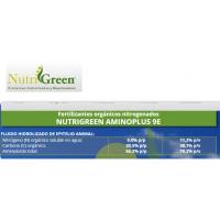 Nutrigreen   Aminoplus  9E , Fertilizante Org
