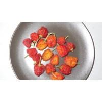 Semillas de Pepperdew, Piquanté (Capsicum Baccatum)