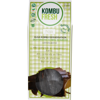 50 Gr. Alga Kombu Deshidratada en Hojas