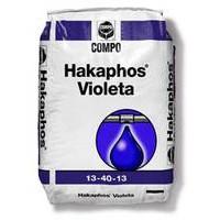 Hakaphos Violeta, Abono Hidrosoluble NPK 13-4