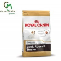 Pienso Royal Canin JACK Russell Terrier Junior 3KG Perros Cachorros (Menos 12 Meses)