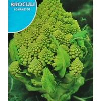 Romanesco Brocoli - Broculi. Envase Hermético de 8 Gr/2400 Semillas.
