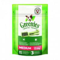 Greenies Medium Bolsa 3 Unds 85 Grs