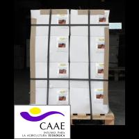 Palet al 50% de Bioestimulante Ecológico Trama y Azahar B-2 y Fe-2, Abono CE. Sin Hormonas. Certificado CAAE. 32 Cajas de 12 Botellas X 1 Kg