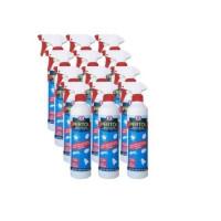Pertol Insecticida Larga Duración Voladores y Rastreros - Interior y Exterior - Pack 12 X 500 Ml