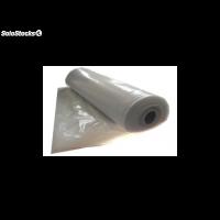 Plástico Transparente de 500 Galgas por Rollo 6X125M (750M2)