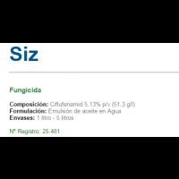 Siz Fungicida de Sipcam