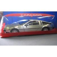 Carcoon 5,05X2 M Traslúcido/rojo, Interior