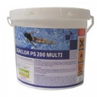 Cloro Diaclor Ps 200 Multi - Tabletas 200 Gr