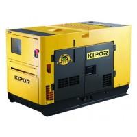 Generadores Diesel Ultra Silenciosos 51 Db Monofasico Kipor Kde11Ss