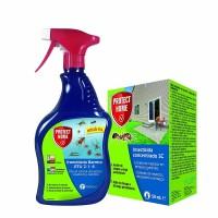 Kit Insecticida Protección Total Interior Exterior contra Rastreros y Voladores