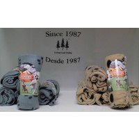 Manta para Perros / Gatos 100% Poliester 70 X 55 Cm