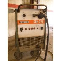 Máquina de Soldar con Hilo Giesa-Oerlikon Cok-220