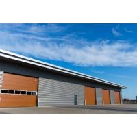 Naves Prefabricadas Garaje. Mediante Estructura y Cerramientos Metálicos.