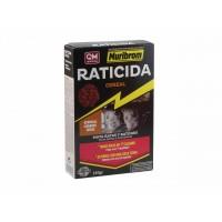 Raticida Muribrom Cereal 150g Trigo Rojo Veneno contra Ratas y Ratones
