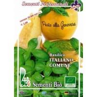 Semillas Ecologicas de Albahaca Genovese- 50