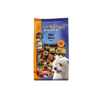 Snack Golosina para Perros Nobby Meat Mix 200