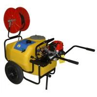 Sulfatadora-Carretilla KPC R-101-2Ruedas 100L