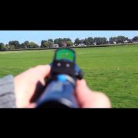 Agrilaser® Handheld 2.0,  Repelente de Pájaros, Ahuyentador de Pájaros