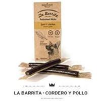 Barrita Dog Pollo-Cordero Caja 8 Bolsas 12 Ud