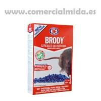 Brody Cereales 003, Veneno en Cereal para Ratas y Ratones - 150Gr
