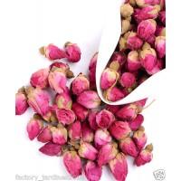 Rosas Capullos Secos. 1 Kg. Astringentes, Calmantes y Digestivos. Herboristeria