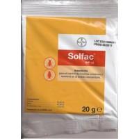 Solfac Polvo WP 10, Insecticida contra Moscas de la Fruta Bayer, sobre 20gr