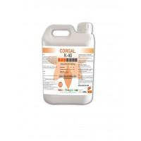 Corgal K-40, Fertilizante Rico en Potasio de