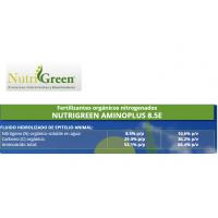 Nutrigreen Aminoplus 8.5E , Fertilizante Orgá