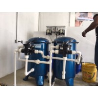 Plantas de Reciclaje de Agua de Lavado