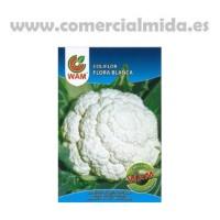 Semillas WAM Coliflor Flora Blanca - sobre 3G